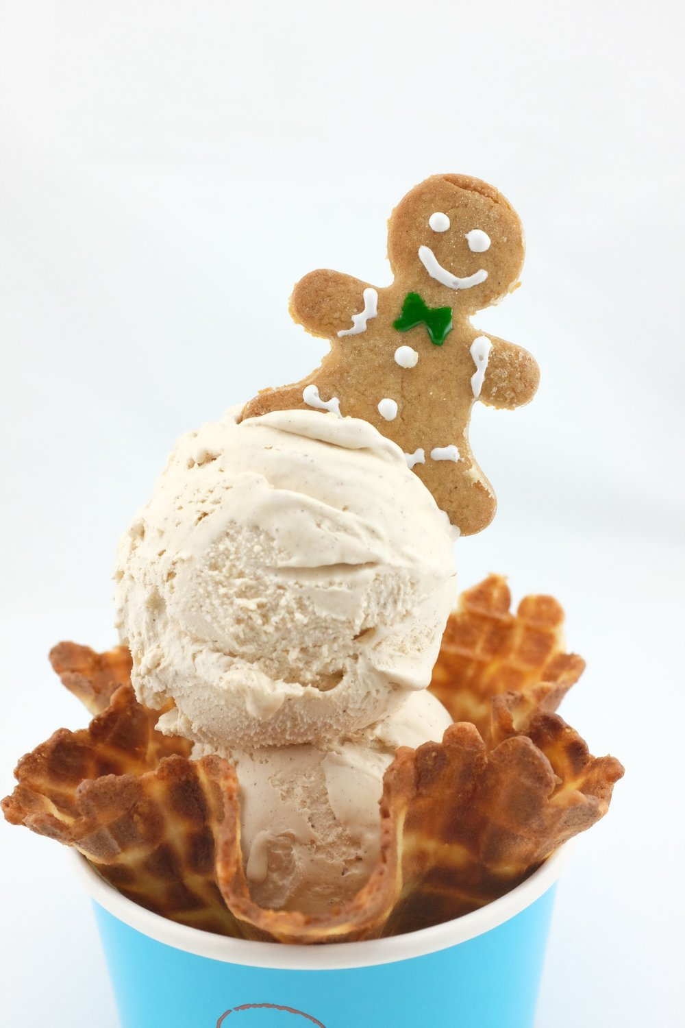 Holly Brown Shop G01, D2 Place TWO 聖誕限定Ginger Bread Gelato