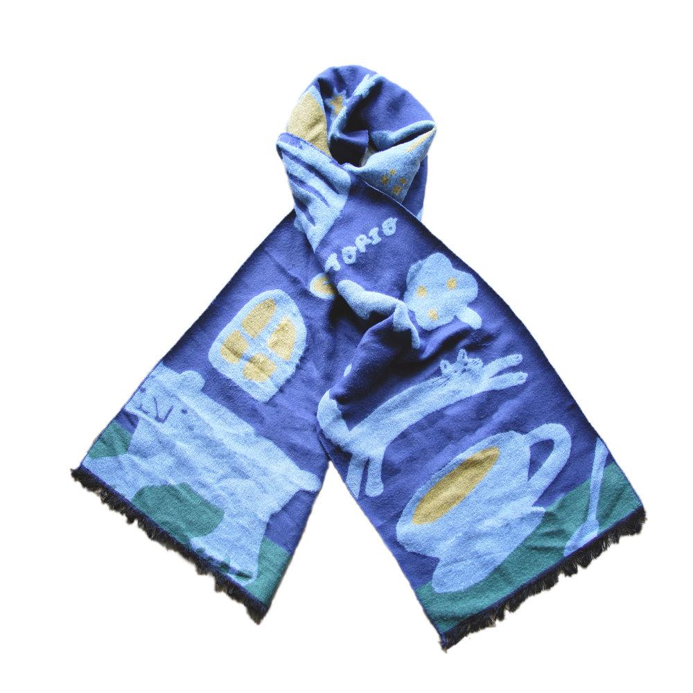 TORIO Store Shop 215, D2 Place ONE 購物滿HK$300即可以優惠價HK$150換購TORIO「自家設計針織頸巾」乙條 (價值HK$299)