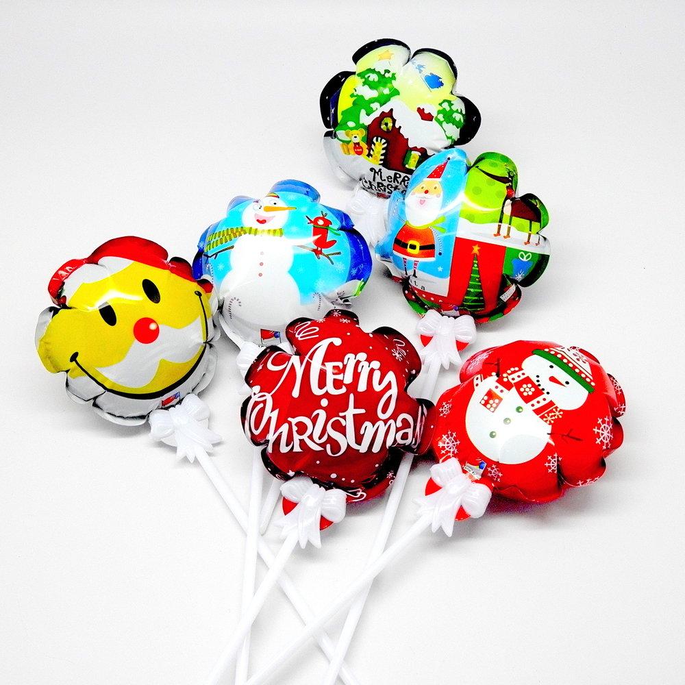 免費禮品:聖誕氣球.JPG