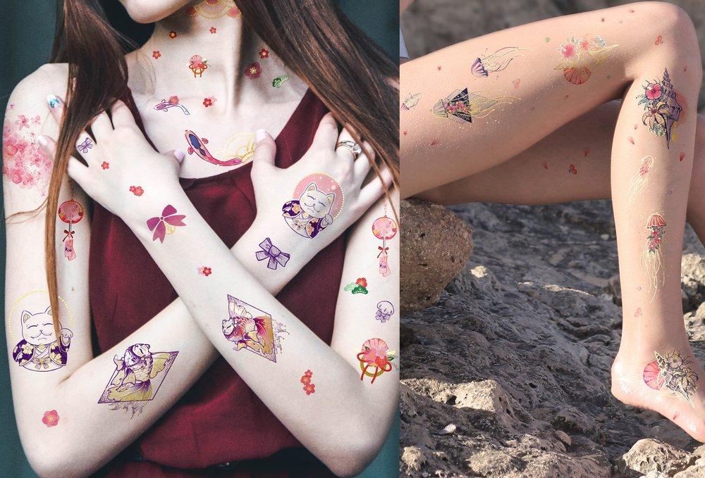 DIY Your Own Body Art 工作坊 - 課程簡介:導師會根據個人風格,教授如何選擇及使用 ARTYOU body art 紋身貼。時間:1) 2月10日, 3pm – 4pm2) 2月10日, 4pm – 5pm費用:HK$68 / HK$98 (視乎產品)