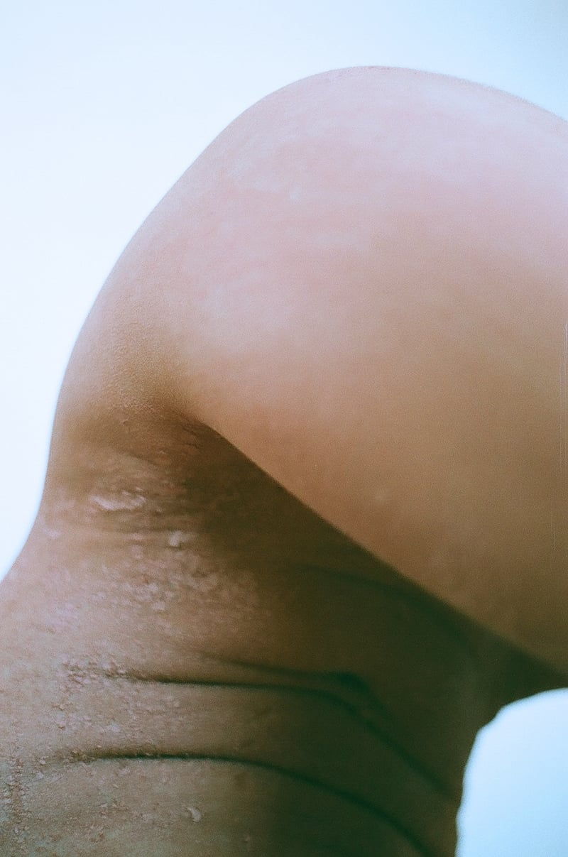 To See You Naked is to Recall the Earth, Model: Tina Stefanou, 2015