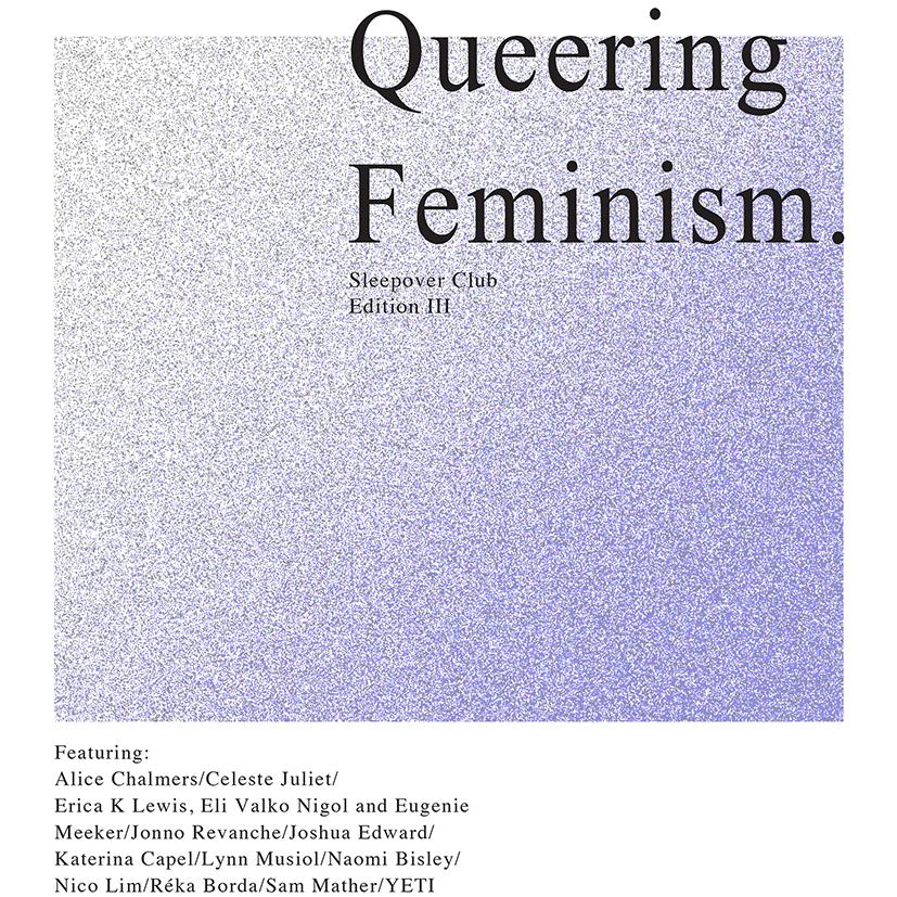 Edition III - Queering Feminism