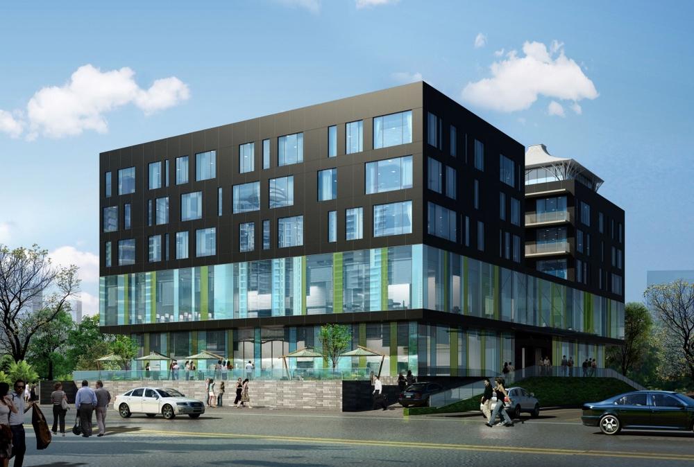 Commercial Building - Raipur