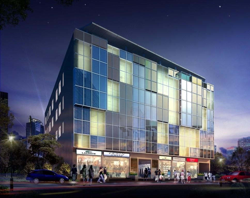Wonderful ... Commercial Building   Raipur ...