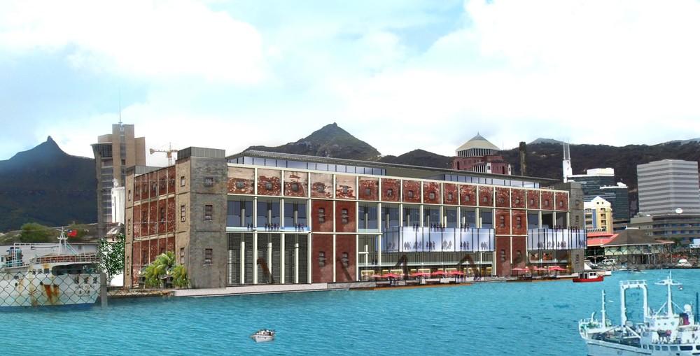 The Mall - Mauritius