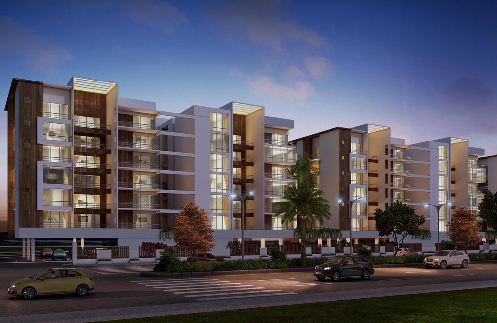 Magneto Signature Homes - Raipur