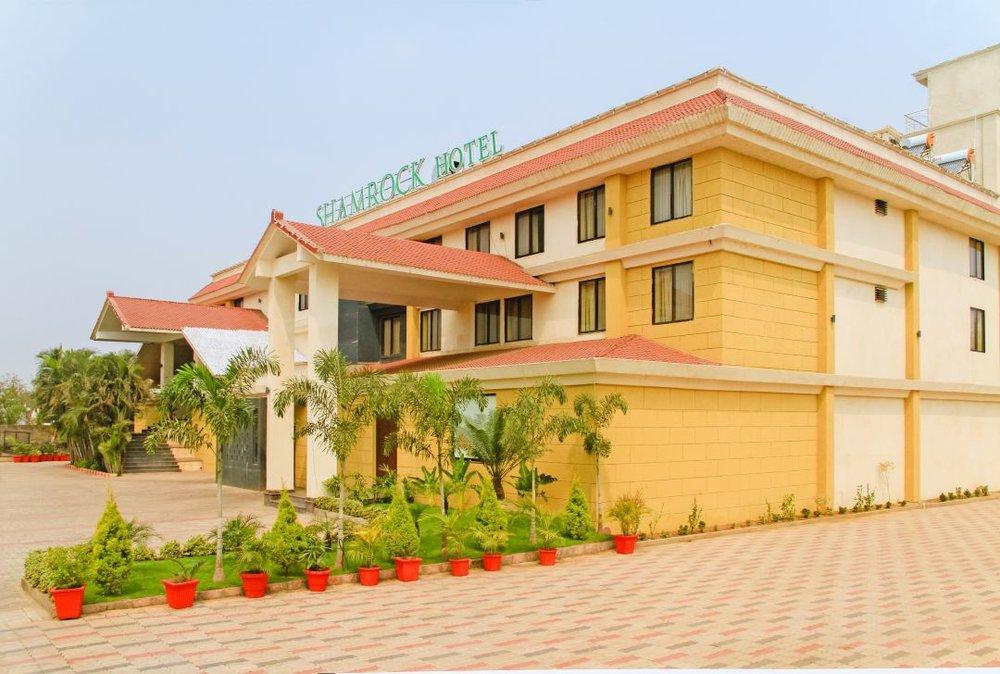 Shamrock Green - Raipur