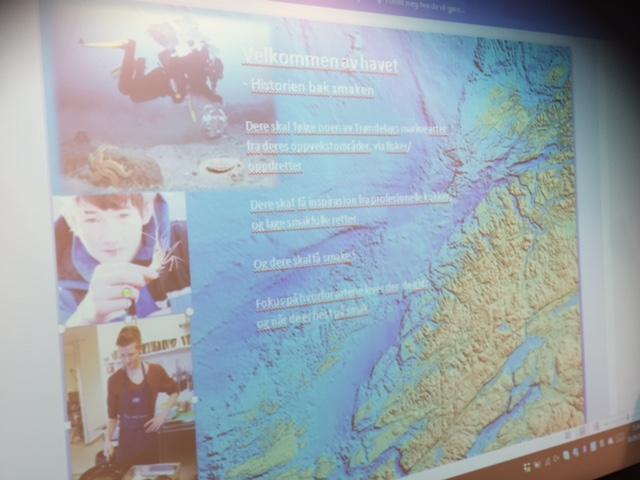 Kart over Midt-Norge hvor de ulike lokale artene vokser.