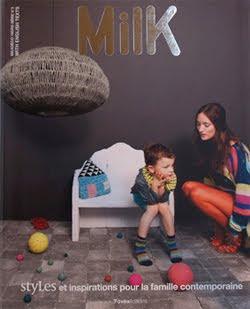Styling Blog - Design, Interieur & Mode - Stylist Janette van Tol - Inspirerend boek van Milk Hors-serie Deco 3 gemaakt door het Franse tijdschrift MILK