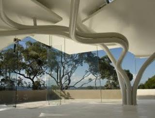 Styling Blog - Design, Interieur & Mode - Stylist Janette van Tol - Leaf House door Undercurrent Architects