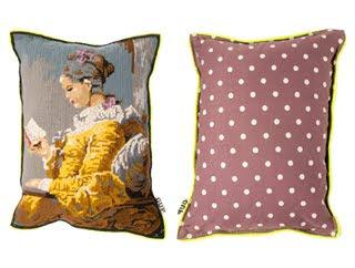 Styling Blog - Design, Interieur & Mode - Stylist Janette van Tol - Kussens van GUP - ontwerpster Jasmijn Stegeman