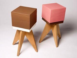 Styling Blog - Design, Interieur & Mode - Stylist Janette van Tol - Sweet Kruk van Spell - designers Sander van der Haar en Jaromir Maas