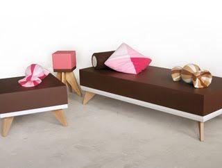 Styling Blog - Design, Interieur & Mode - Stylist Janette van Tol - Sweet Sofa van Spell - designers Sander van der Haar en Jaromir Maas