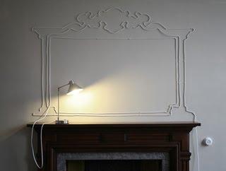 Styling Blog - Design, Interieur & Mode - Stylist Janette van Tol - Cable drawings van designster Maisie Maud Broadhead
