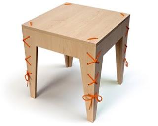 Styling Blog - Design, Interieur & Mode - Stylist Janette van Tol - Legato kruk van Dmitry Bukach