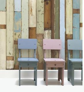 Styling Blog - Design, Interieur & Mode - Stylist Janette van Tol - Sloophoutbehang van Piet Hein Eek - Website Piet Hein Eek