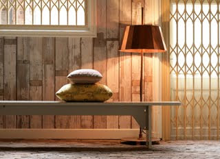 Styling Blog - Design, Interieur & Mode - Stylist Janette van Tol - Sloophoutbehang van Piet Hein Eek - Website Sloophoutbehang.nl