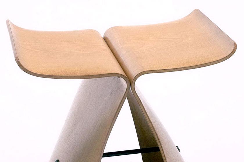 Multiplex stoel / krukje.