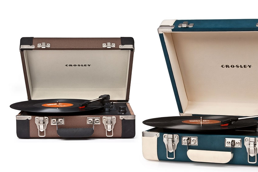 Crosley vintage platenspelers  - te koop via de VT Wonen webshop:http://www.vtwonen.nl
