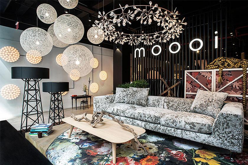 Nederlands design merk Moooiopent de deuren van haar nieuwe showroom in New York - Sfeer impressie4