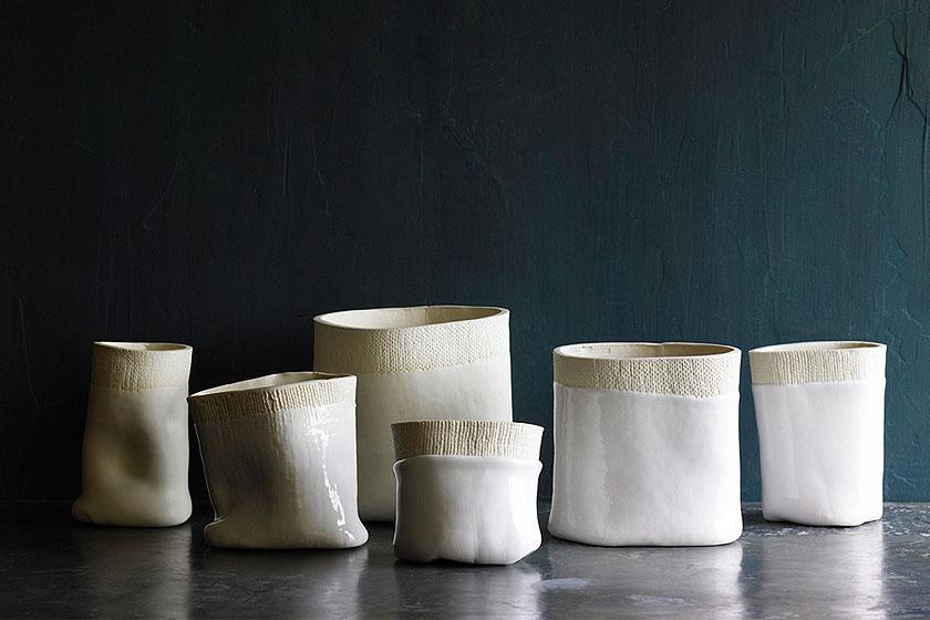 Keramiek van  Michele Michael van Elephant Ceramics  1