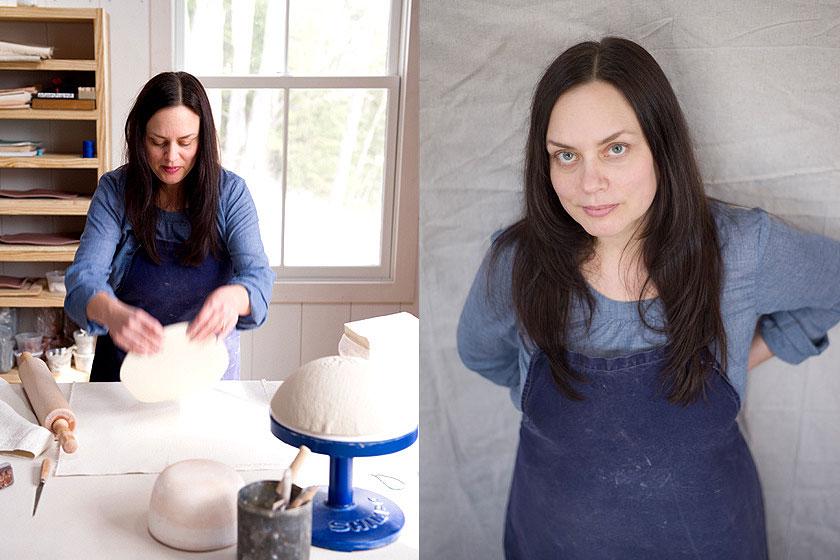 Michele Michael van Elephant Ceramics