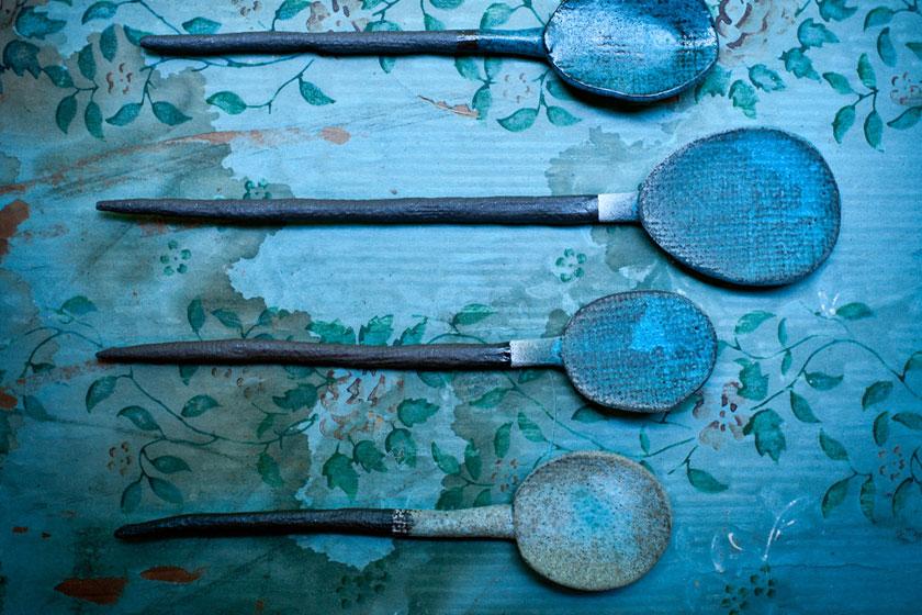 Keramiek van  Michele Michael van Elephant Ceramics 9