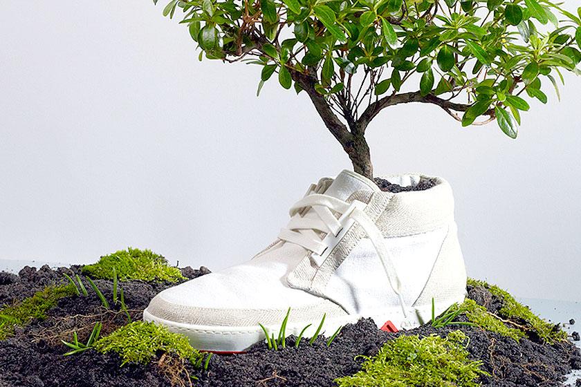 Styling Blog - Design, Interieur & Mode - Stylist Janette van Tol - 100% afbreekbare sneaker van OAT