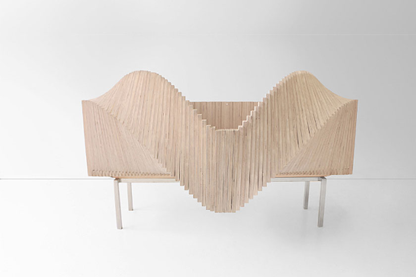 The Wave Cabinet door Sebastian Errazuriz - design meubel of kunst?