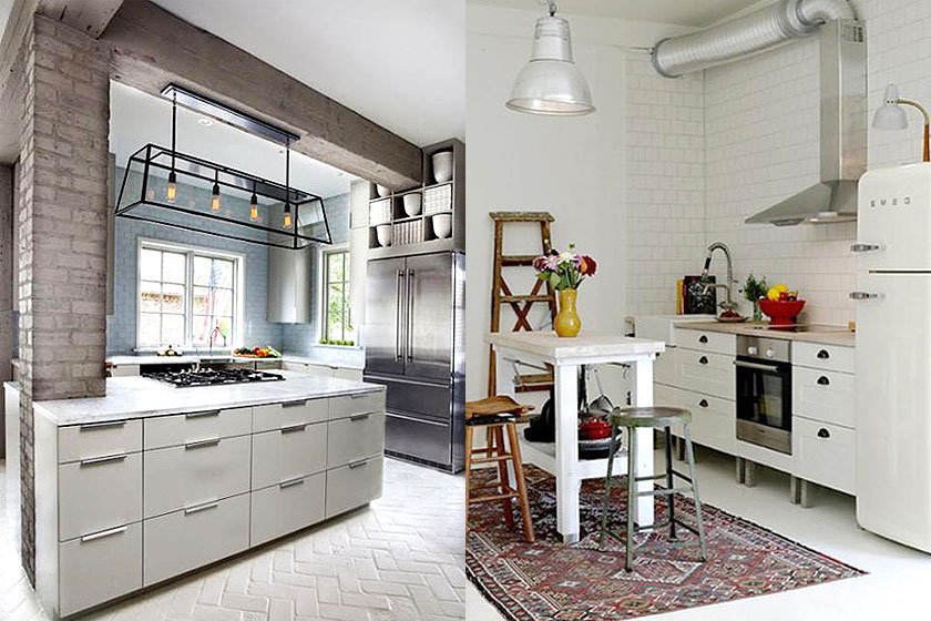 industrile look van een keuken 6 ingredienten veel inspiratie tips en advies