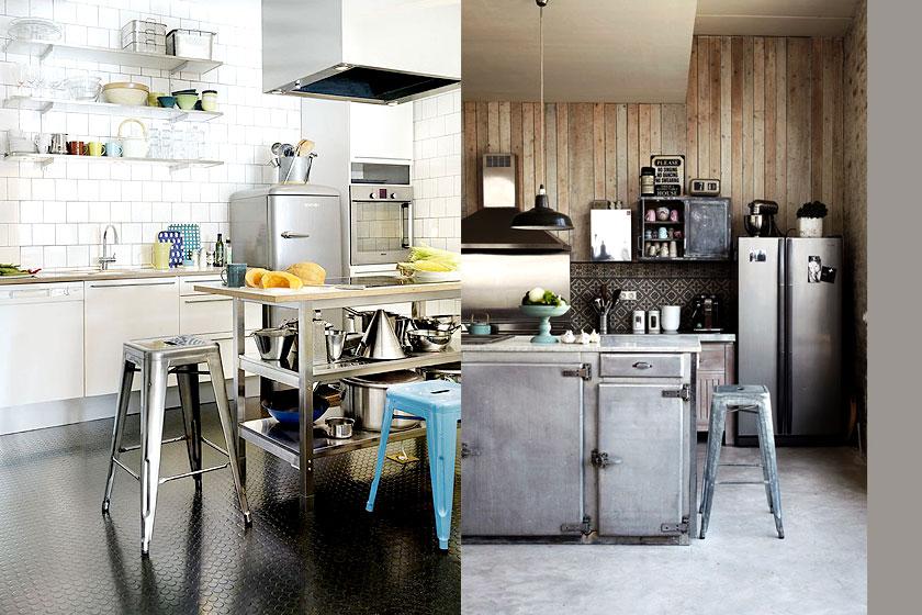 De industri le keuken 6 ingredi nten heel veel inspiratie tips en advies interieur - Industriele apparaten ...