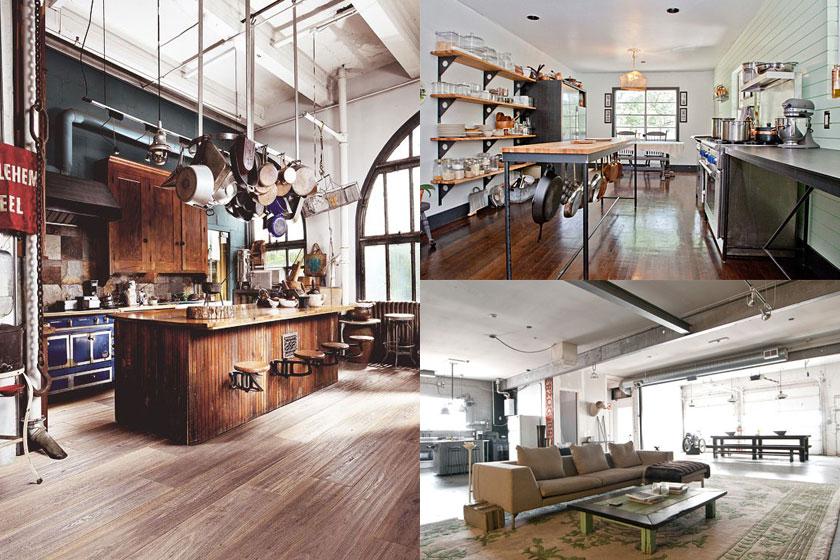 Keuken Design Inspiratie : De industriële keuken 6 ingrediënten heel veel inspiratie tips