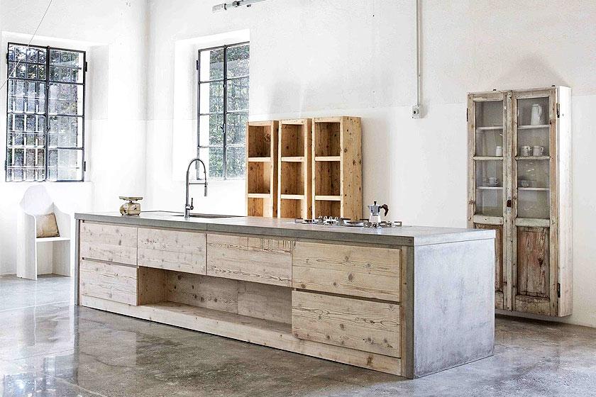 Afbeeldingen Design Keukens : De industriële keuken 6 ingrediënten heel veel inspiratie tips