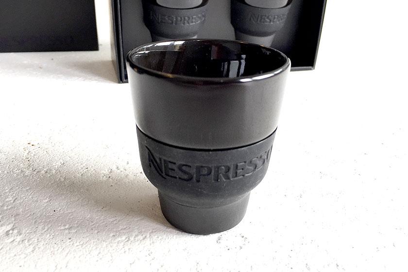 Nespresso espressokopjes in de productlijn genaamd Touch.