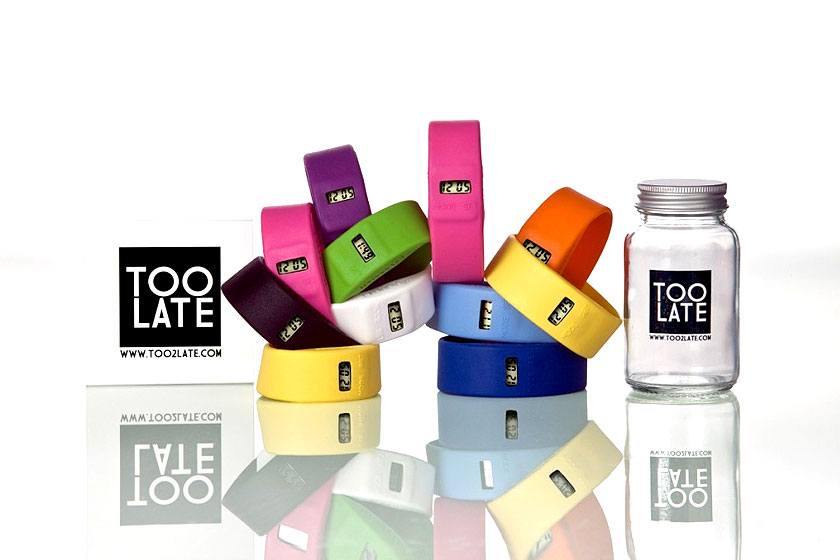 Styling Blog - Design, Interieur & Mode - Stylist Janette van Tol - Italiaanse design horloges van Too Late