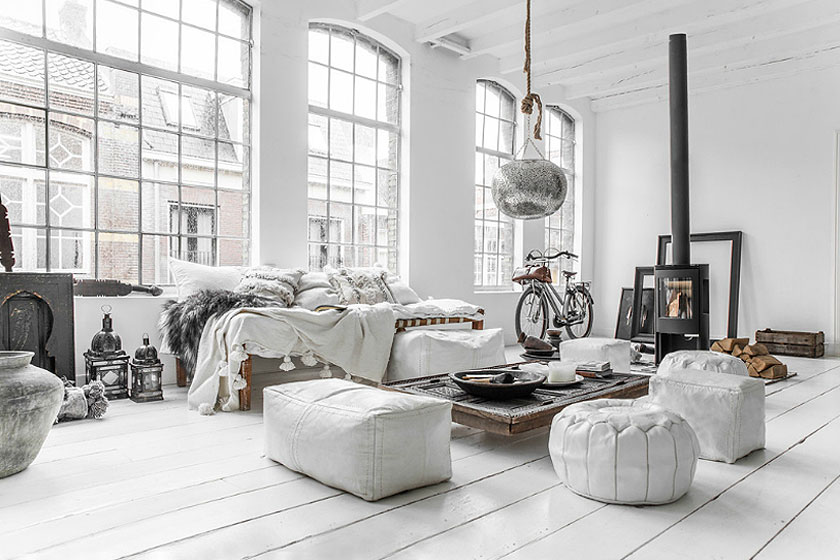 15 slimme tips van interieur stylisten bij de inrichting van kleine