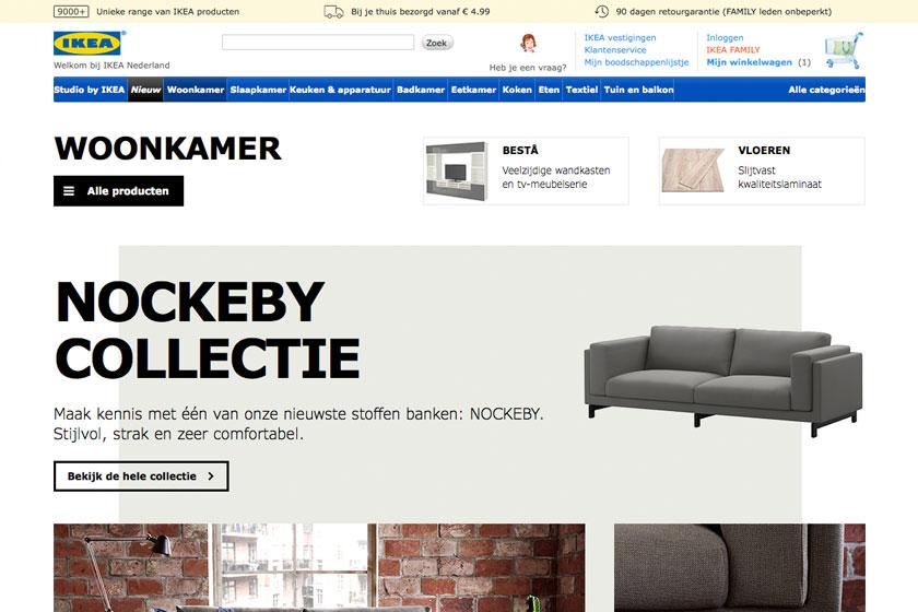 De Ikea webshop - 's Werelds grootste meubelwinkel krijgt stevige concurrentie van Made.com. Gaat Made.com van Ikea winnen?