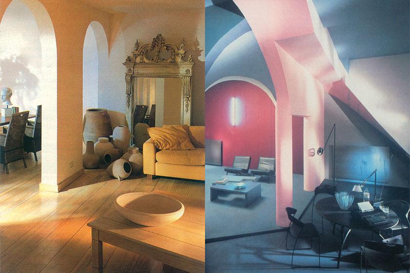 Fantastische retro beeldmateriaal van Flexa interieurs uit de periode van 1985 - 1995.Flexa viert haar 60-jarig bestaan als verfmerk.