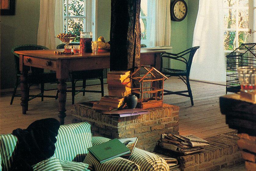 Fantastische retro beeldmateriaal van een Flexa woonkamer uit de periode van 1985 - 1995.Flexa viert haar 60-jarig bestaan als verfmerk.