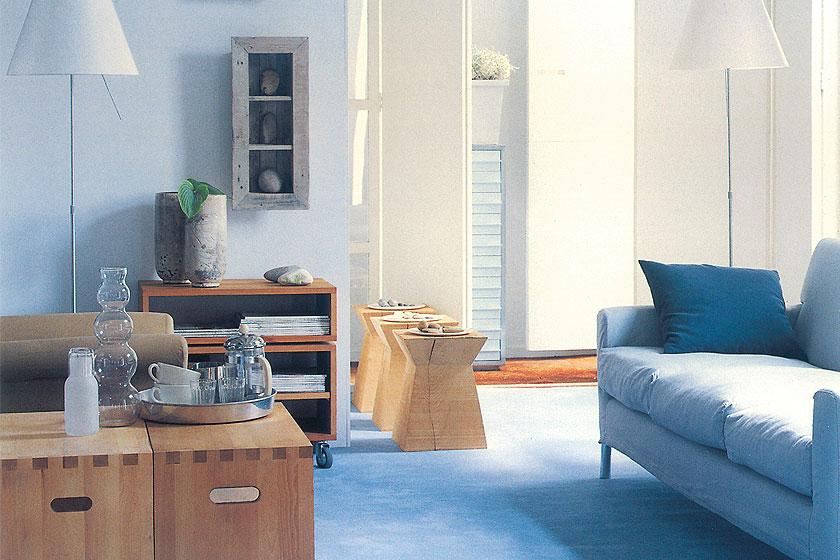 Fantastische retro beeldmateriaal van Flexa interieurs uit de periode van 1995 - 2005.Flexa viert haar 60-jarig bestaan als verfmerk.
