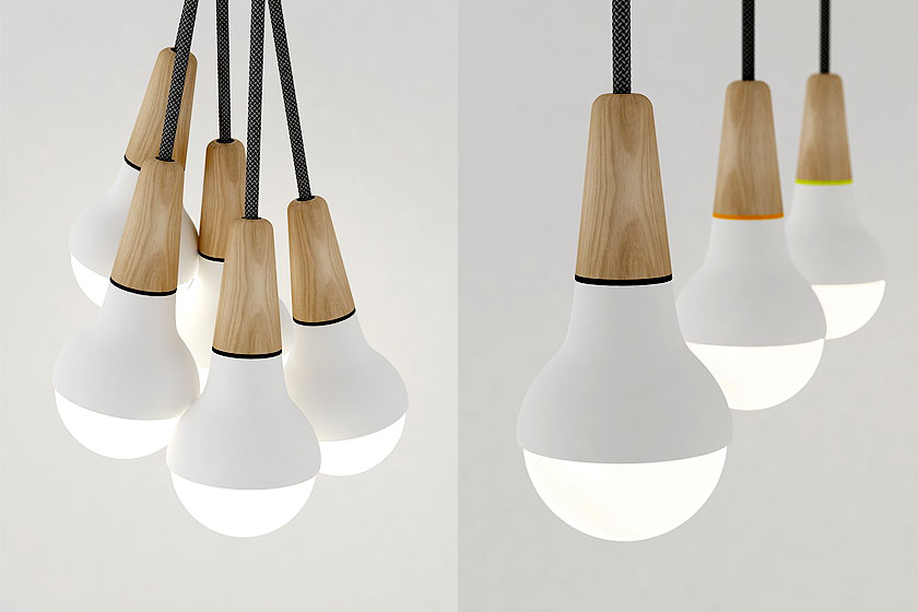 Scoop Light Pendant - Hanglamp door Stephanie Ng Design uit Australiu00eb ...