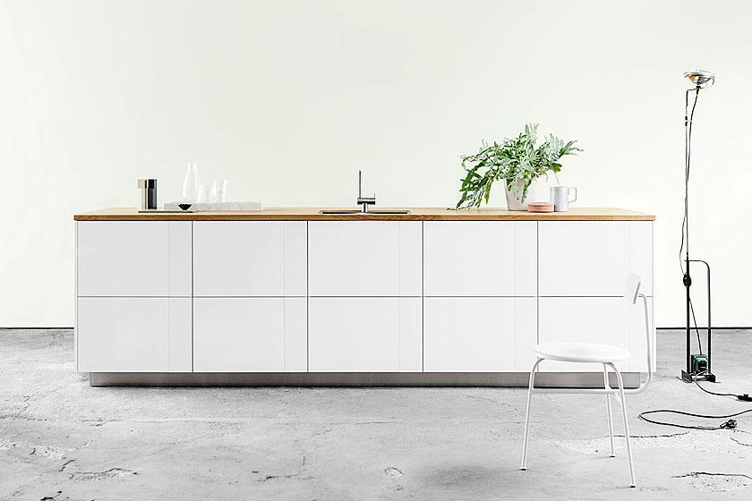 Keuken Ikea Inrichting : Design keuken kopen reform daagde drie architecten uit een ikea