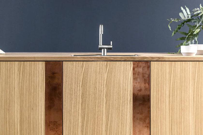 De IKEA hacked keuken door Henning Larsen architecten voor interieur bureau Reform.