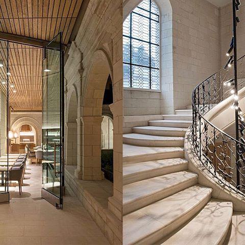Sommige interieur projecten lijken uit de hemel gegeven. Voor product en industrieel ontwerper Patrick Jouin en zijn partner, architect Sanjit Manku, begon zo'n hemels project met een vraag vanuit een Franse abdij. Abbaye Royale de Fontevraud uit de Loire vallei belde op met het verzoek om hun bescheiden hotel en restaurant een luxueuze make-over... Lees verder op: Stylingblog.nl (zie link in bio)  #interior #product #design #interieur #styling #stylist #stylingblog #weblog #Dutch #Nederlands #inspiration #tips #Netherlands #Voorburg #freelance #inrichting #woon #accessoires #nieuws #news #ontwerp #webshop #Nederland #Fontevraud #Frankrijk #hotel #abdij #reistip #Loire #renovation