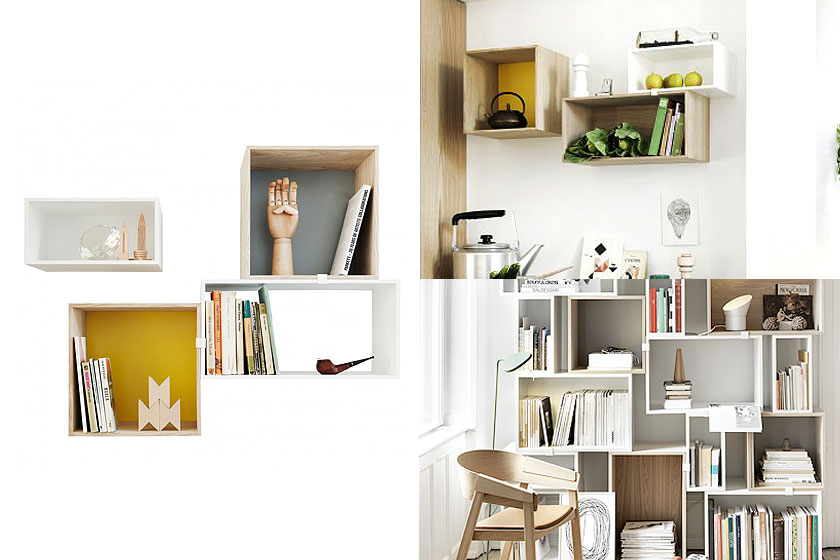 Muuto Mini Stacked Kast is een typisch Muuto design en oa. te koop via Flinders.com