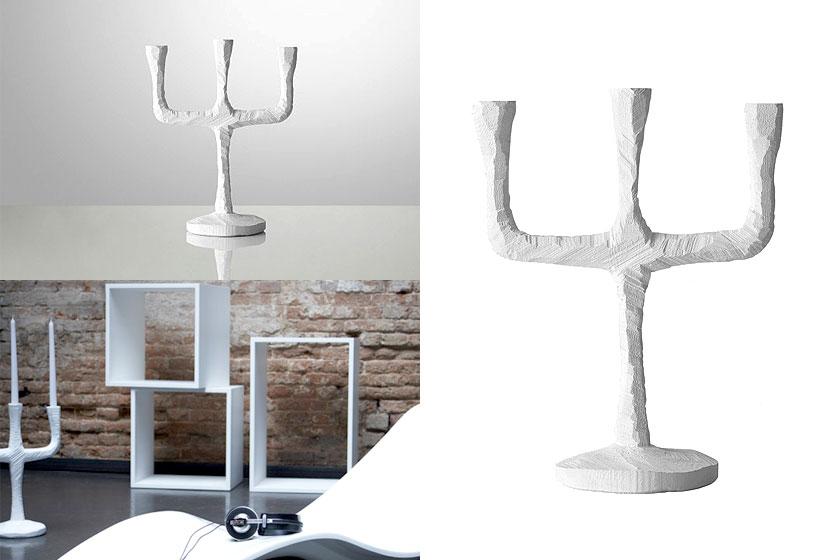 De Muuto Raw kandelaar is voor Muuto ontworpen door Jens Fager. Oa. te koop via de webhop Flinders.com
