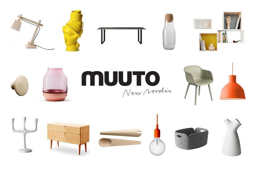 Muuto Deens design en interieur merk met allerlei mooie meubels en woonaccessoires