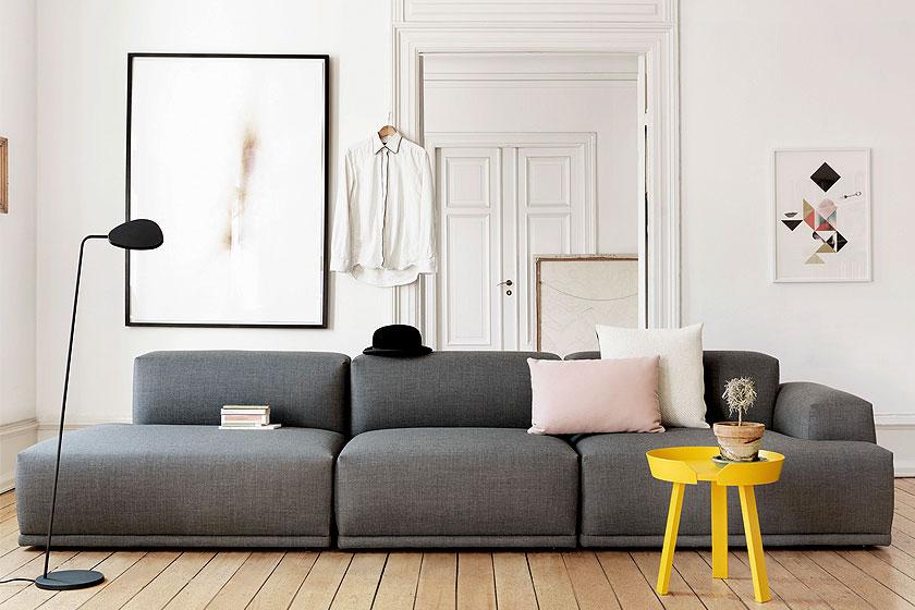 Muuto inrichting / sfeer beeld met diverse interieur producten - Sfeerbeeld 2