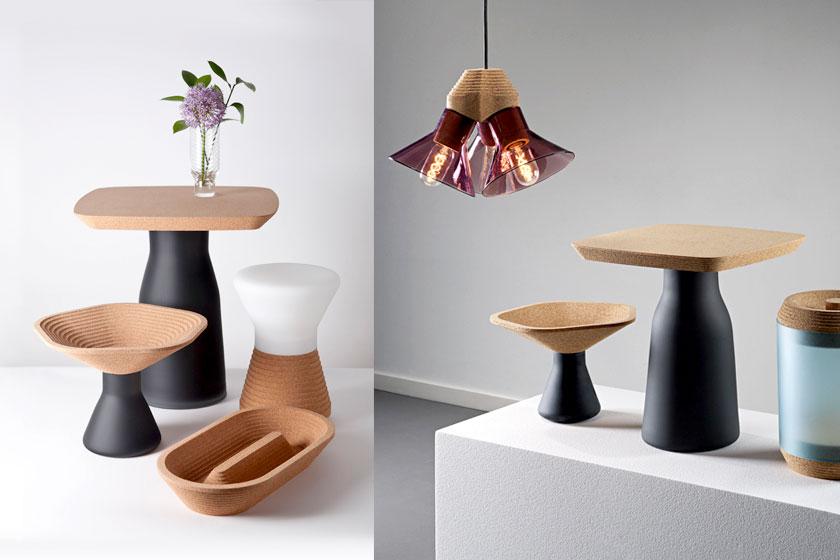 Deze meubels zijn ontworpen door Tomas Kral