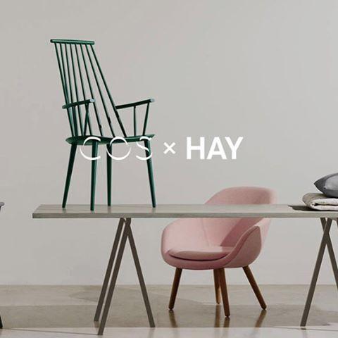 De samenwerking tussen kledingmerk COS (@cosstores) en interieurmerk HAY (@haydesign) wordt gevierd met een @Pinterest wedstrijd!  Altijd fijn als een kledingmerk zich gaat bemoeien met interieur. Gstar en Diesel deden het al eerder. Nu ook COS. Het Zweedse kledingmerk COS staat bekend om haar 'minimalistische' kleding met bijzondere details en afwerking. HAY is het welbekende Deense interieurmerk.  De twee designmerken gaan nu samenwerken om een collectie interieurproducten... Lees verder op: Stylingblog.nl (zie link in bio)  #interior #product #design #interieur #styling #stylist #stylingblog #weblog #Dutch #Nederlands #inspiration #tips #Netherlands #Voorburg #freelance #inrichting #woon #accessoires #nieuws #news #ontwerp #webshop #Nederland #COS #Hay #Denmark #wedstrijd #promotion #pinterest